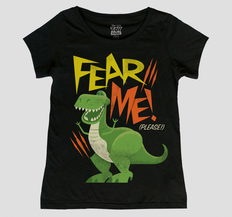 FEAR ME! MUJER