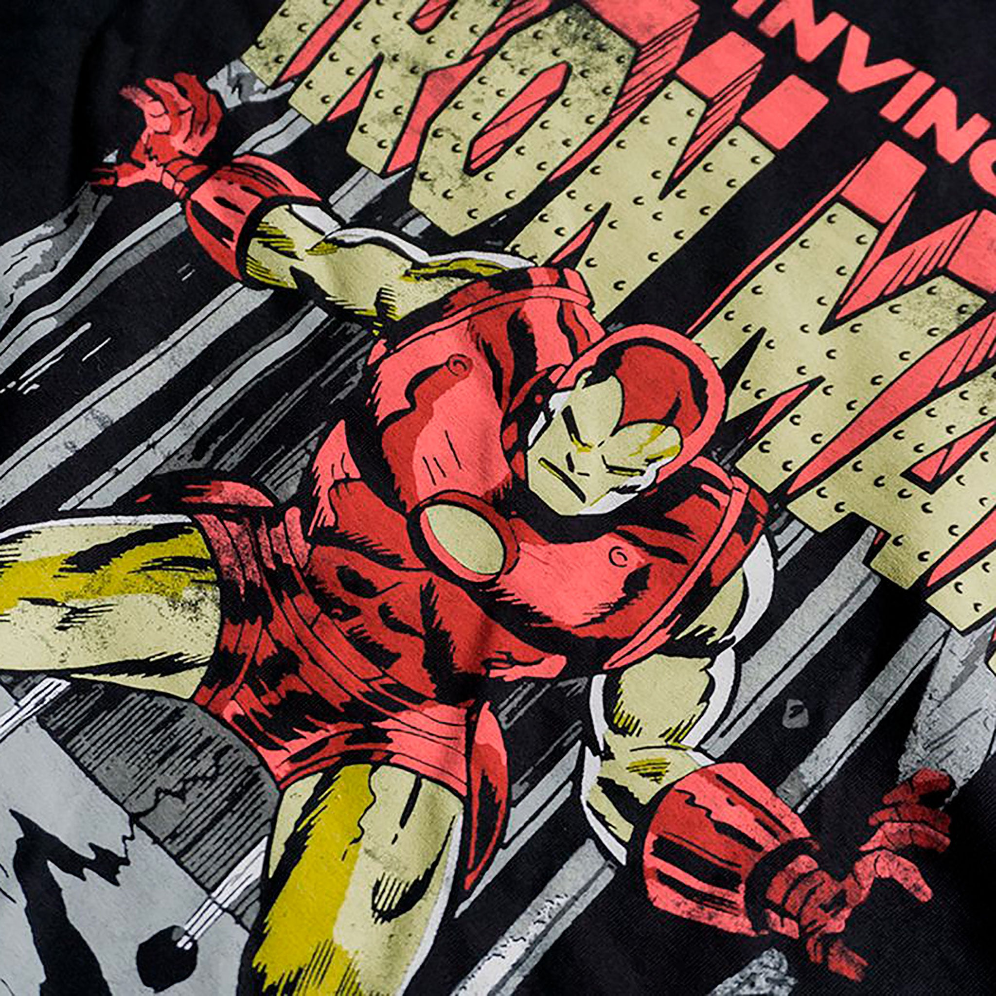 IRON MAN RETRO NIÑO