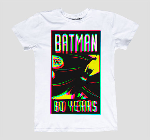 BATMAN 80 YEARS NIÑO