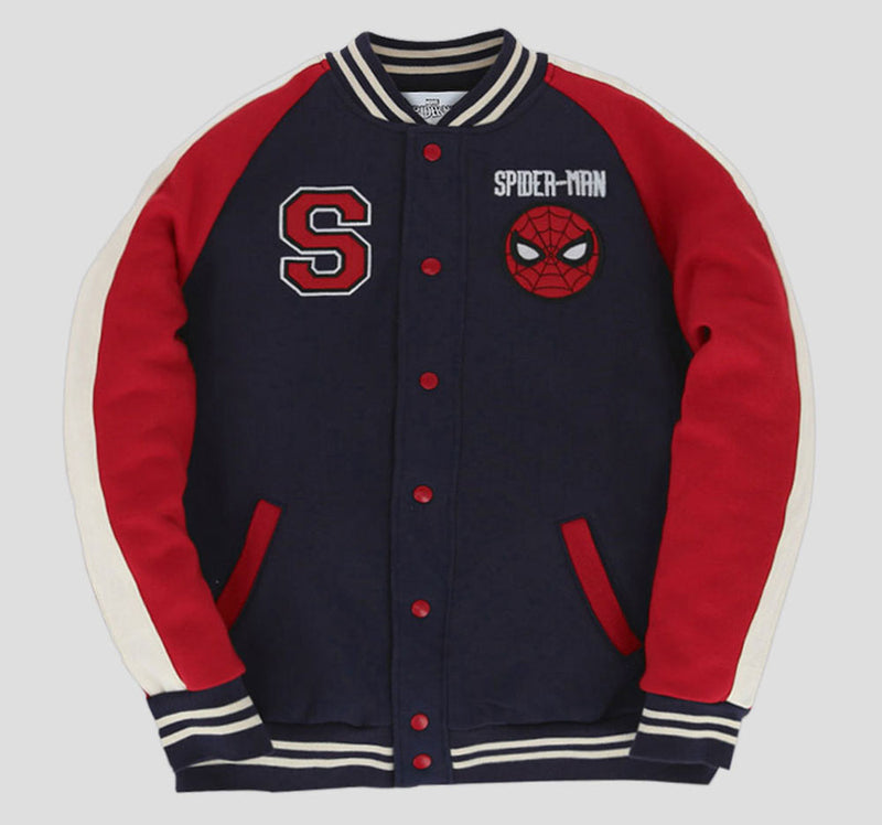SPIDER-MAN VARSITY JACKET