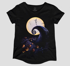 THE NIGHTMARE BEFORE CHRISTMAS MUJER