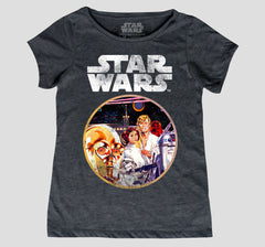 STAR WARS RETRO MUJER