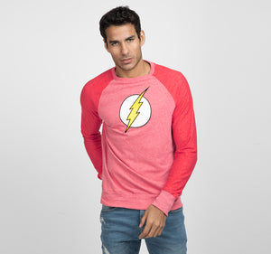 FLASH RAGLAN PULLOVER
