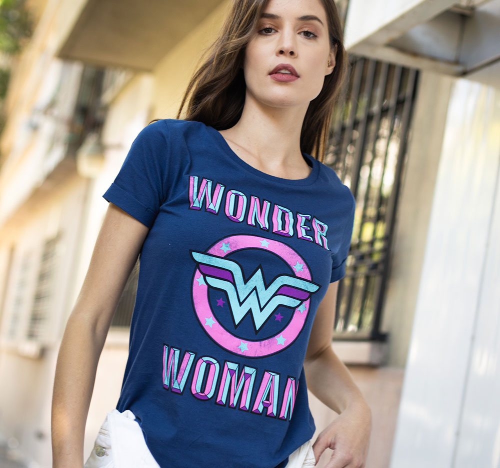 WONDER WOMAN NEÓN