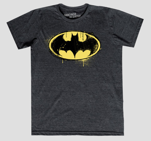 BATMAN MELTED LOGO