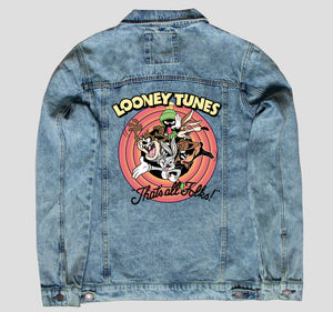 LOONEY TUNES DENIM JACKET