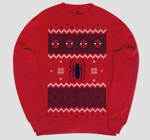 SPIDER-MAN UGLY PULLOVER