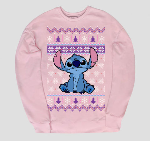 STITCH UGLY PULLOVER