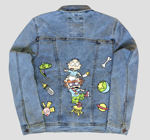 RUGRATS DENIM JACKET