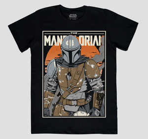 THE MANDALORIAN PÓSTER
