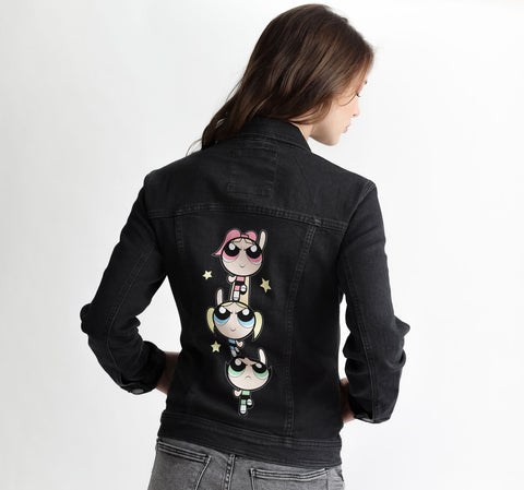 SUPERPODEROSAS DENIM JACKET