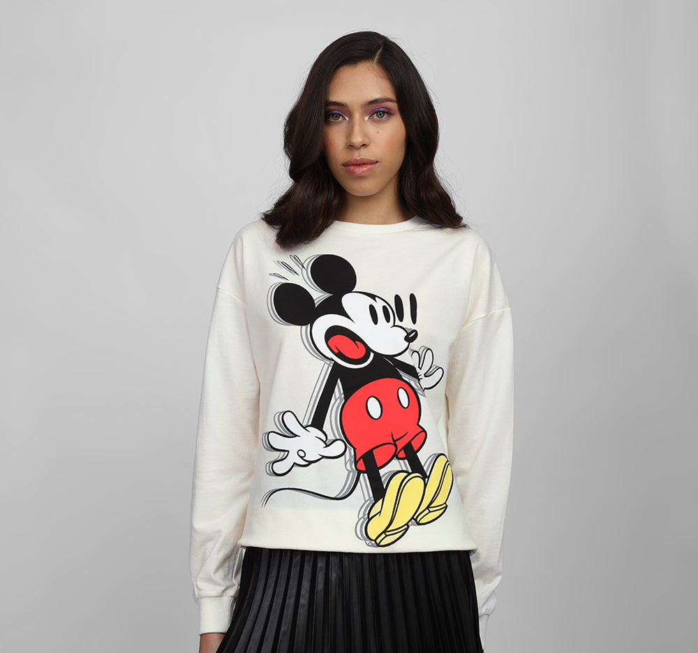 SURPRISE, MICKEY! PULLOVER