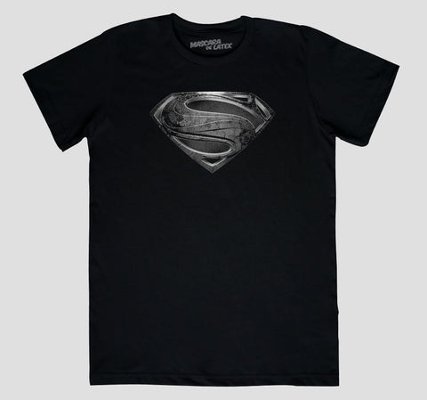 JL SUPERMAN BLACK LOGO