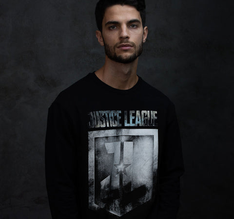 JUSTICE LEAGUE PULLOVER