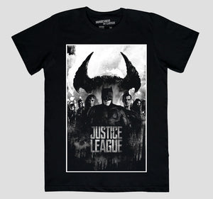 JUSTICE LEAGUE PÓSTER