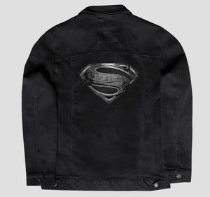 SUPERMAN DENIM JACKET
