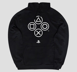 PS BUTTONS HOODIE