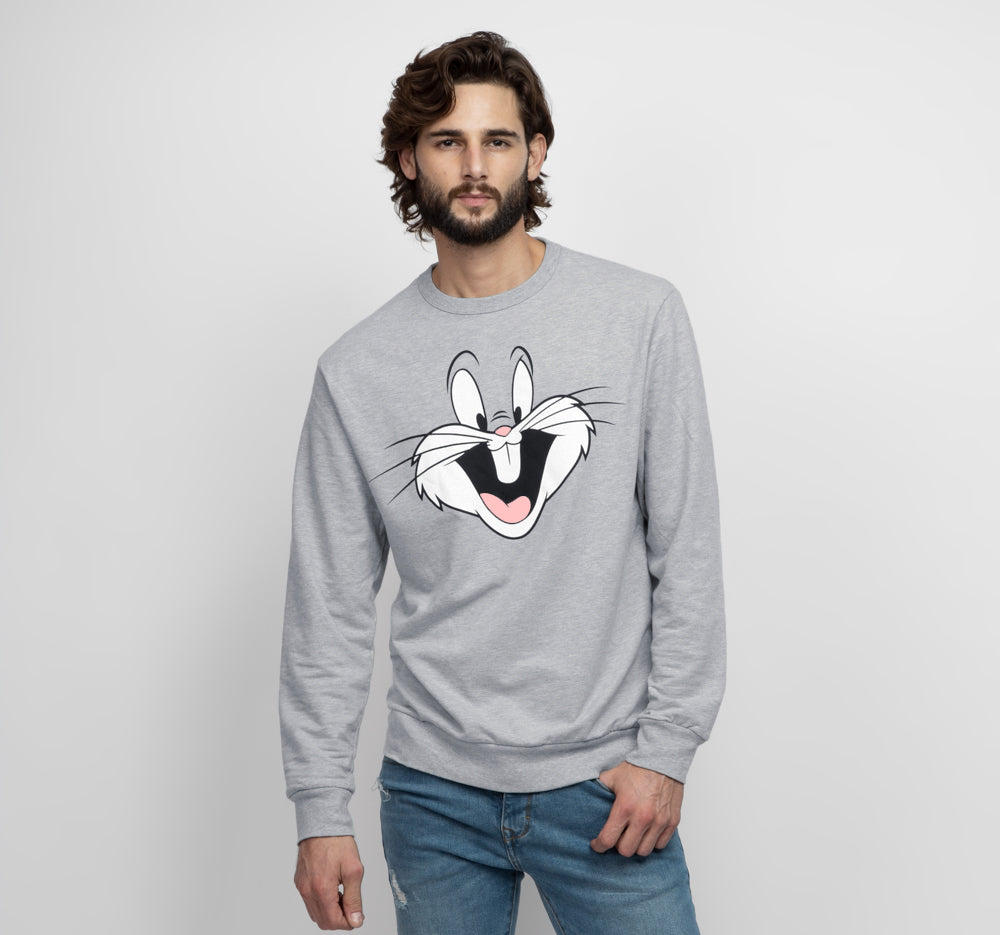 BUGS FACE PULLOVER