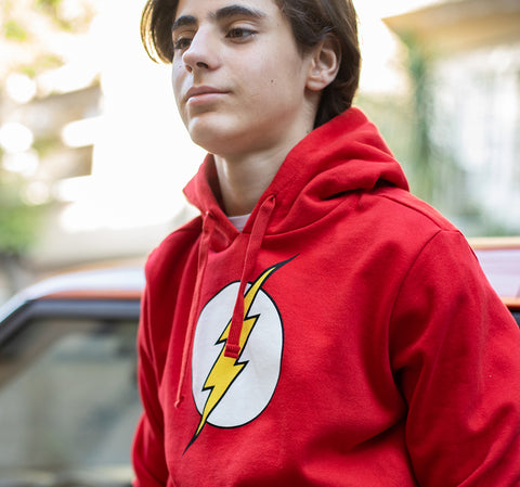THE FLASH HOODIE NIÑO