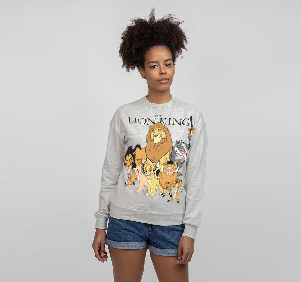 THE LION KING PULLOVER
