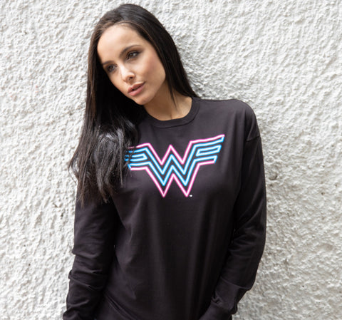 WW84 PULLOVER MUJER
