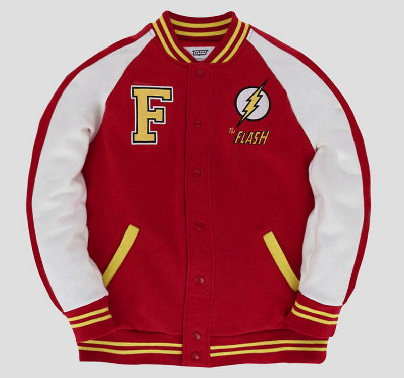 FLASH VARSITY JACKET