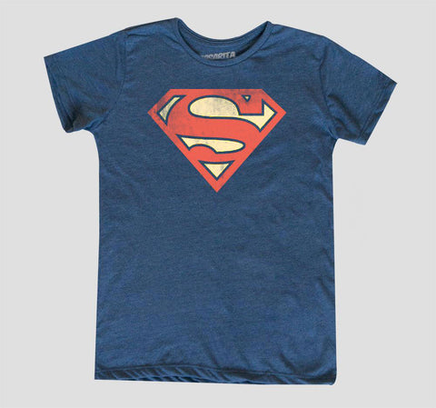 SUPERMAN LOGO NIÑO