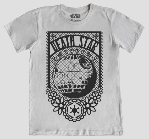 DEATH STAR PAPEL PICADO