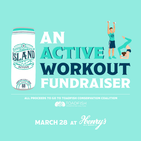 An Active Workout Fundraiser