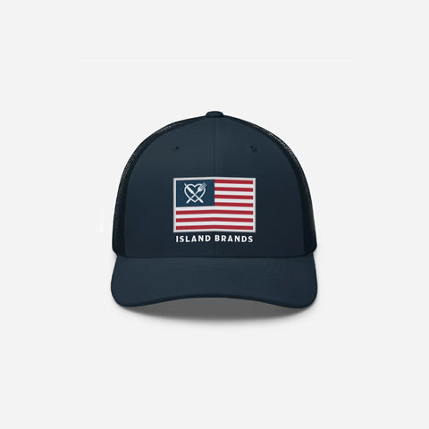 Spread The Love Hat - Navy, Navy/White, Black