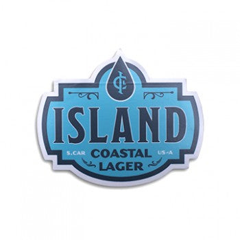 ICL Badge Brand Sticker