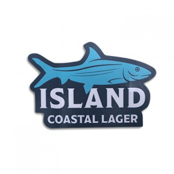 ICL Bonefish Sticker