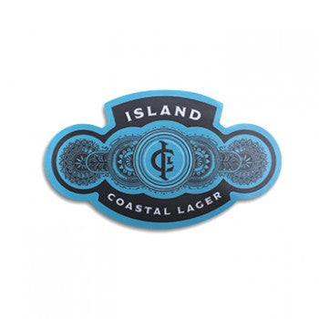 ICL Cigar Wrap Sticker