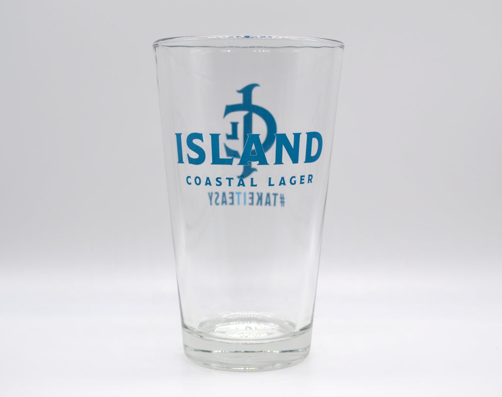 ICL Pint Glass - 2 Pack