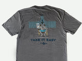 Take It Easy Citadel Stray Dogs Short Sleeve T-Shirt