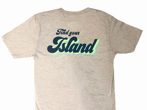 Find Your Island - Short Sleeve T-shirt