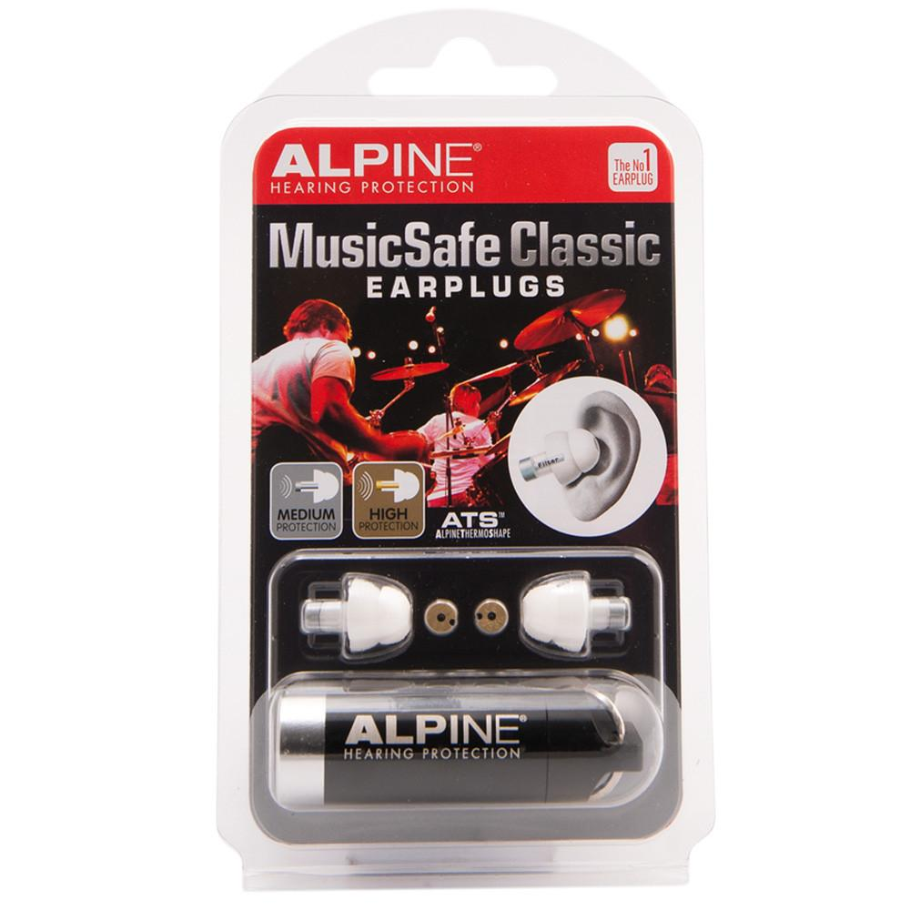Alpine Music Safe Classic-Hearing Protection System