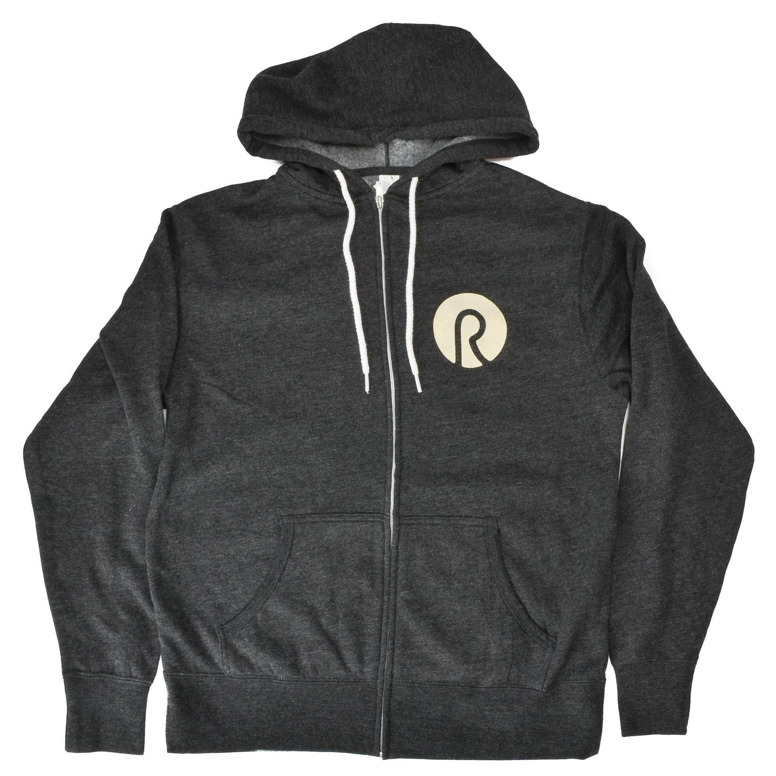 Russo Music Asbury Park 1960 Logo Hoodie - Charcoal Heather