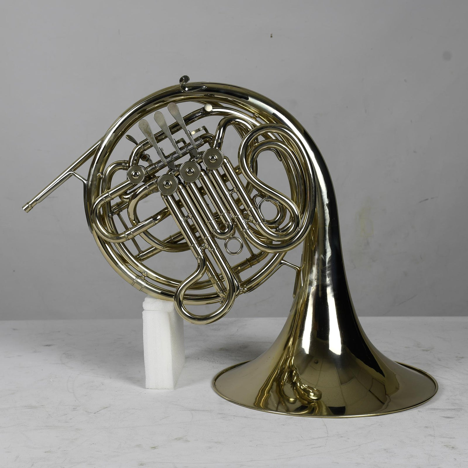 Conn 8D F/B Flat French Horn - Used Vintage