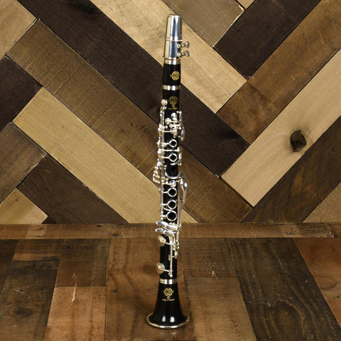 Yamaha Intermediate Clarinet - BB - Nickle Keys