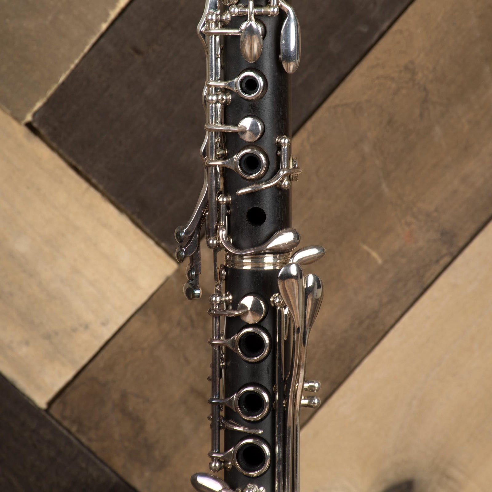 Selmer Intermediate Clarinet - Bb & A , CL211 - Used
