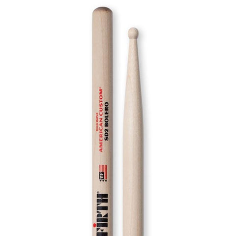 Vic Firth Extra Large Hard Bass Marching (Pair)