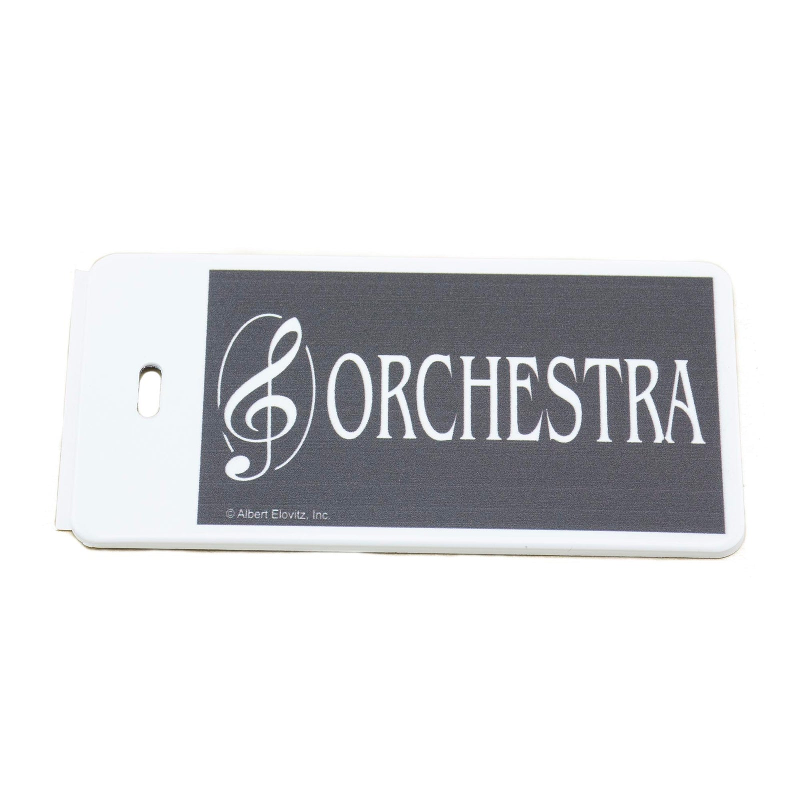 Orchestra ID Tag