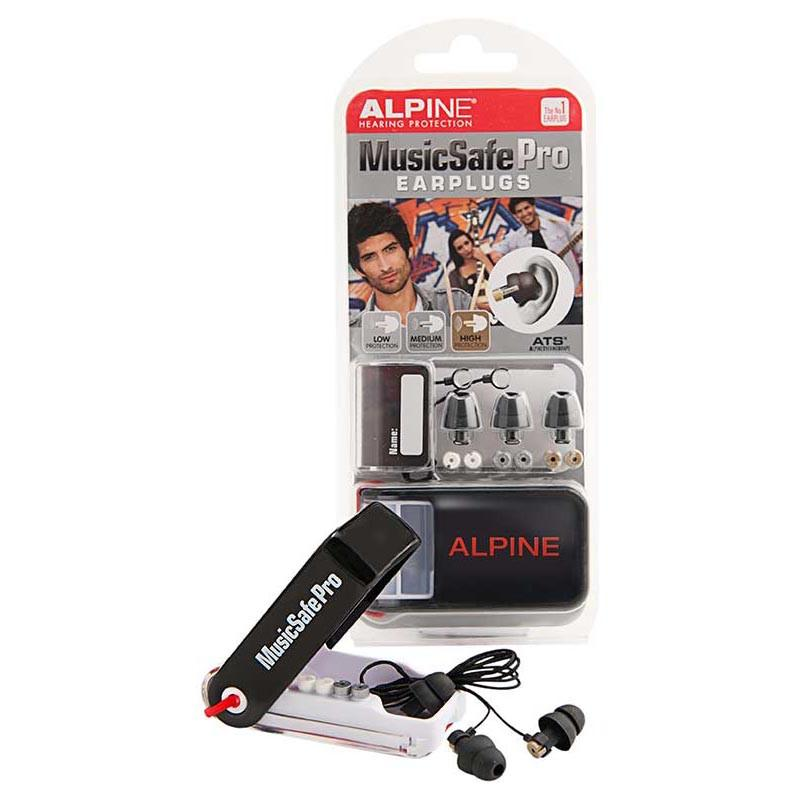 Alpine Music Safe Pro Multi-Attenuator Molded Earplug Kit