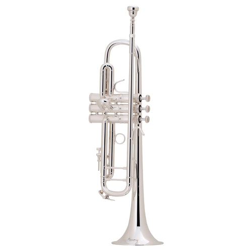 Bach 180S37 Professional Trumpet - Stradivarius Standard - Silver Plated