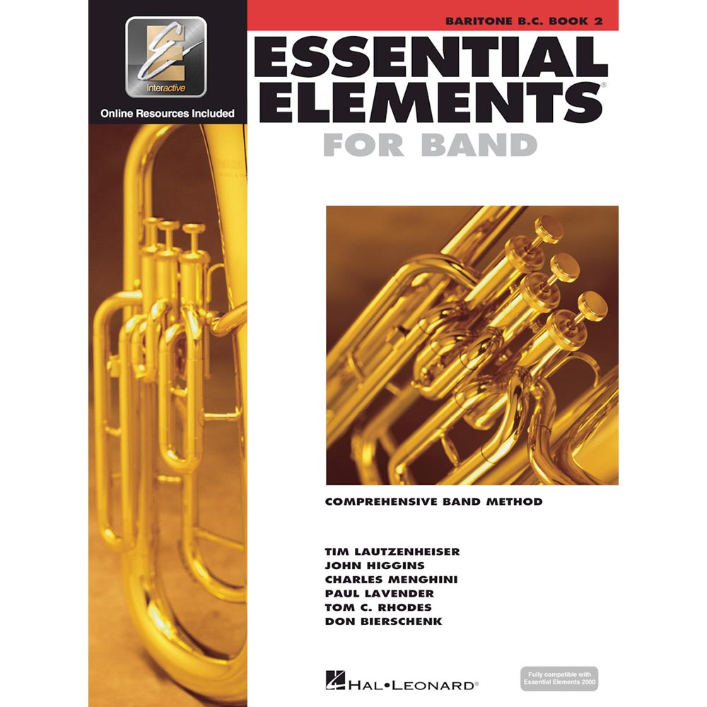 Essential Elements - Baritone B.C. Book 2