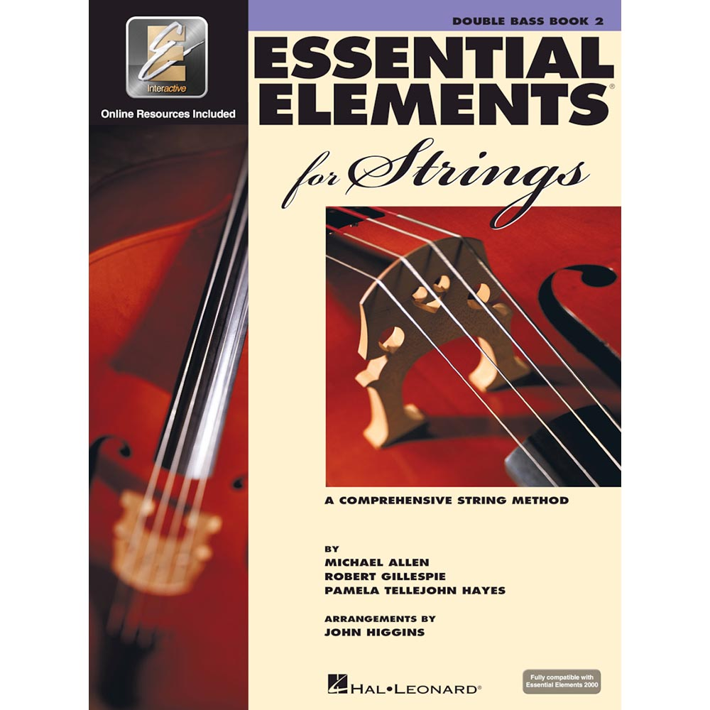 Essential Elements - Bass Book 2