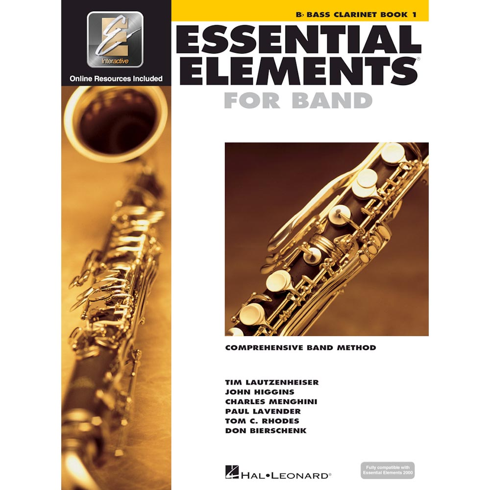 Essential Elements - BB Bass Clarinet - Book 1