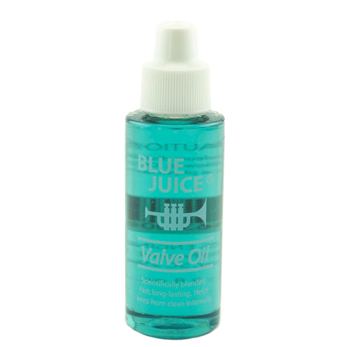 Blue Juice Valve Oil 2oz