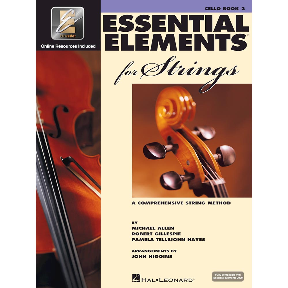 Essential Elements - Cello Book 2